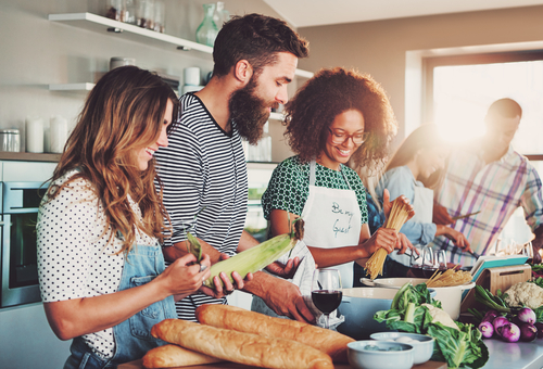 Cooking Classes for Recovery