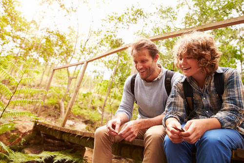 Why Getting Into Nature Can Help Boost Recovery